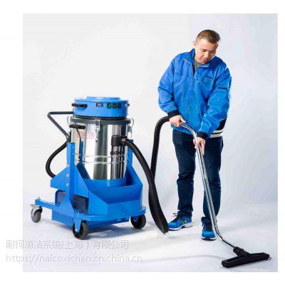 木工用无电源线电瓶式2400W工业吸尘器