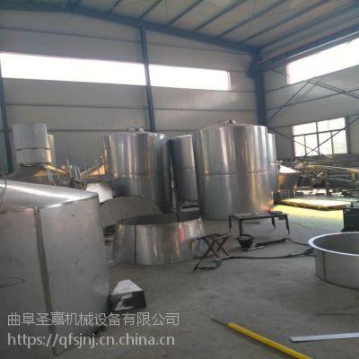 双层吊锅酿酒设备多少钱一套 不锈钢蒸酒设备厂家定做