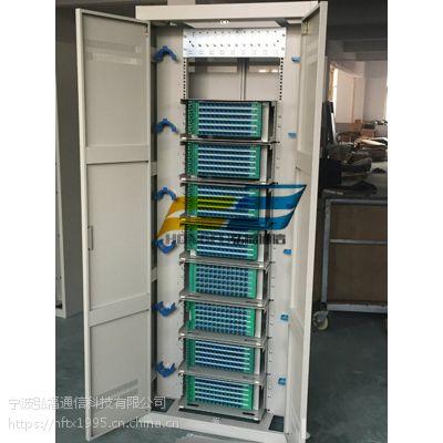 1200芯ODF光纤配线柜配置结构概述