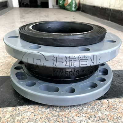 橡胶接头哪里上海沪瑞管业橡胶软接头质优价廉