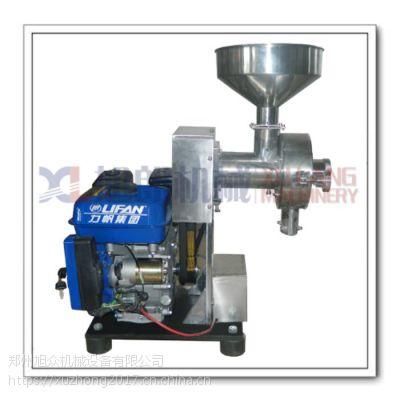 河北保定汽油五谷杂粮磨粉机,五谷杂粮汽油磨粉机 高速万能研磨机