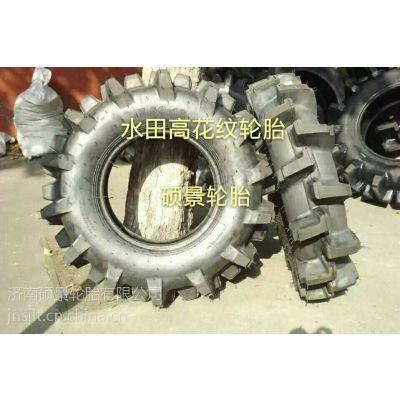 加厚耐磨加密18.4-30农用水田轮胎正品三包拖拉机轮胎批发