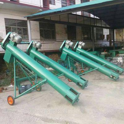 现货螺旋提升机厂家移动式 垂直螺旋提升机图片螺旋输送机材质