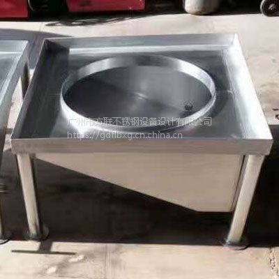 广州方联供应304不锈钢蒸饭汽灶不锈钢制品炊事设备