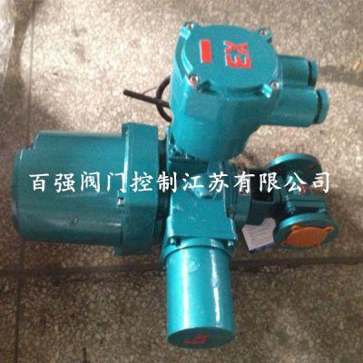 QMB矿用隔爆型小型阀门电动装置