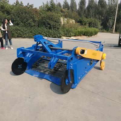 高效率马铃薯类收获机 地下薯类专用收获机