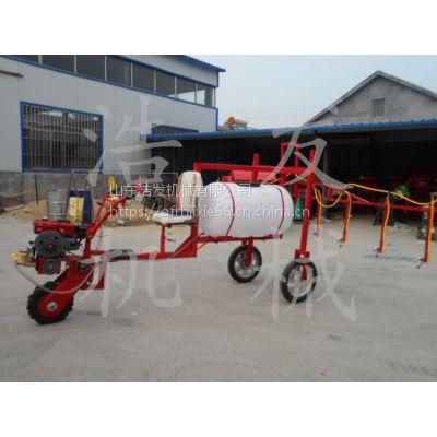 多功能手推喷药机设备 汽油动力喷雾器