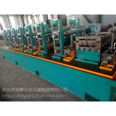 广西高频直缝焊管生产线精准快速-泊衡