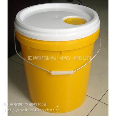 供应20L润滑油桶、18L润滑油桶、四川润滑油桶生产印刷