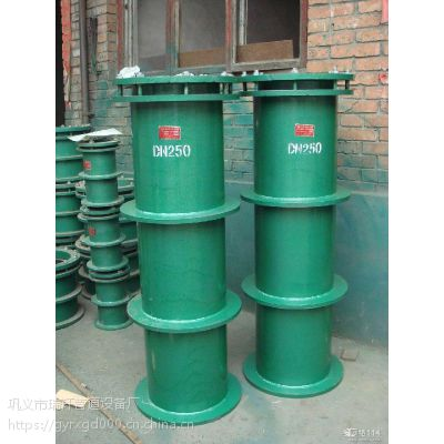 加长型柔性防水套管在安装时需要注意的问题x