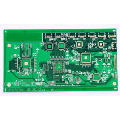 pcb电路板,HDI一阶二阶盲埋孔,多层阻抗板,高频罗杰斯(R4350 R5880)F4B