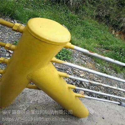 钢索护栏厂家@公路钢索栏杆@公路钢索护栏