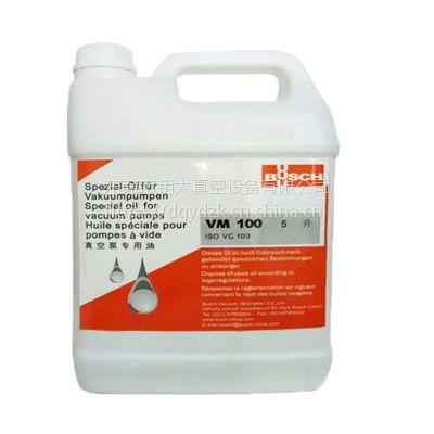 真空泵油VM100普旭真空泵专用油润滑油