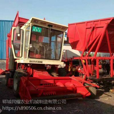 民耀90青储机 多型号秸秆青储回收机 大型铡草机