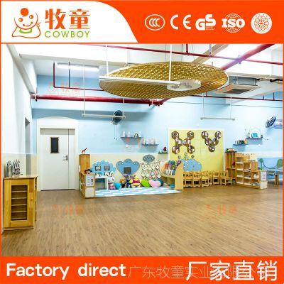 深圳幼儿园教室文化布置设计装修 为您打造国际化幼儿园【支持设计】