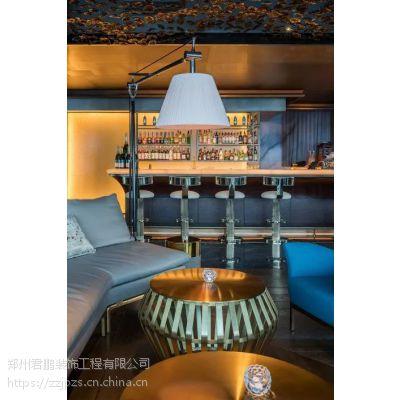 河南优秀酒店装饰设计公司郑州君鹏装饰 酒店装潢商场装饰设计施工
