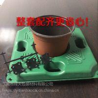 广州直销供应水库湖泊净化专用浮床超长使用寿命