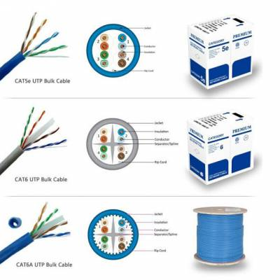 浙江汉力通信电缆,通信网络电缆,直销网络线,UTPCAT6网线