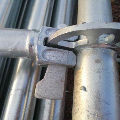 地铁桥梁施工用盘扣式脚手架 施工快