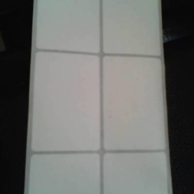 专业制作白云玻璃不干胶产品标签东镜