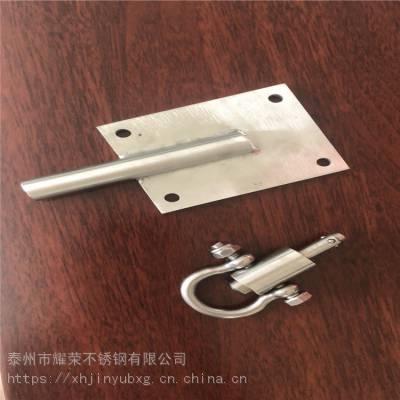 金聚进 厂家直销 不锈钢304 316非标紧固件 圆头车加工螺栓 定制加工