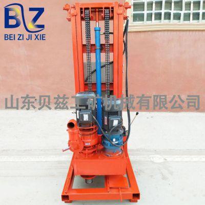 勘探专用设备 贝兹机械 回转式钻机 工厂打井机