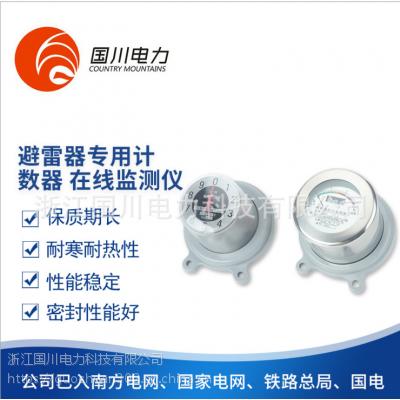 浙江国川LS-8型避雷器监测器 避雷器专用计数器