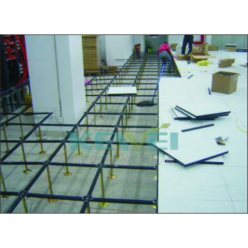 塑胶地板安装