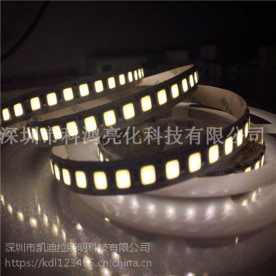 凯迪拉 led3528软灯带 60灯 高亮套管滴胶防水 12v低压