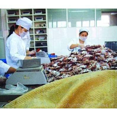 思越供应链港口物流综合服务进口食品
