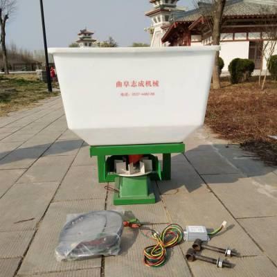 工厂供应拖拉机前置扬肥机农用施肥专用小型电动撒播机