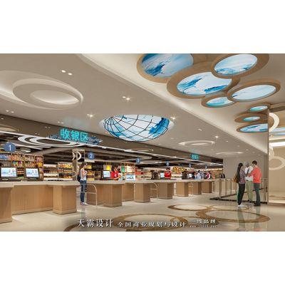 天霸设计运用创意设计手法缔造更具价值的杭州商场设计方案