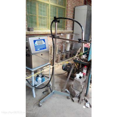 菏泽小字符批号喷码生产全 全 自动清洗打码机