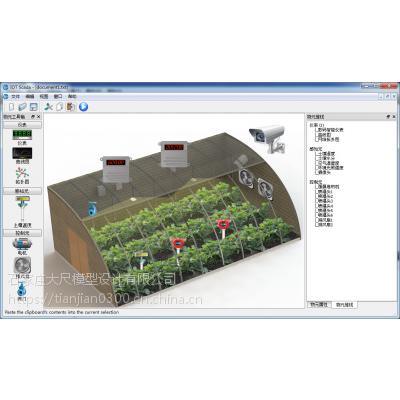 想要制作精良现代农业沙盘模型 大尺模型是你的选择