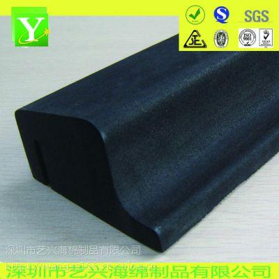 EVA防撞条供应商 1.5m长线切割异形加工