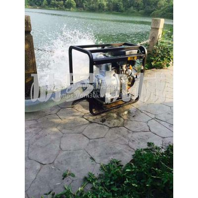 6寸柴油机水泵【192FB动力】
