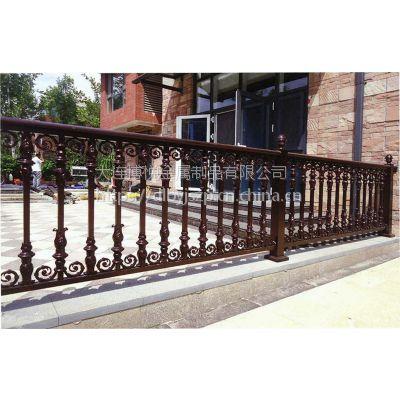 供应各种【锌钢护栏 围栏 大门】等铝合金和镀锌钢金属制品