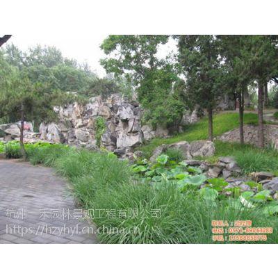 一禾园林(在线咨询)_湖州别墅花园景观_别墅花园景观设计公司