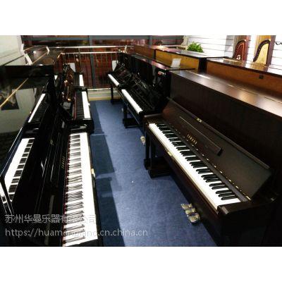 世界YAMAHA雅马哈KAWAI卡哇伊中古钢琴苏州钢琴出租价格日本原装进口性价比钢琴就去华曼