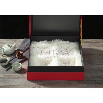 黄山毛峰茶叶包装盒 茶叶盒 绿茶包装盒定做 天得利包装