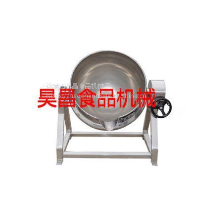 供应昊昌行星搅拌夹层锅