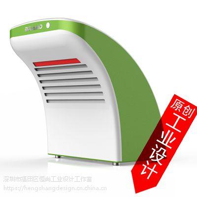 家电设计空气净化器除湿器外观结构设计热风机电扇加湿器工业设计