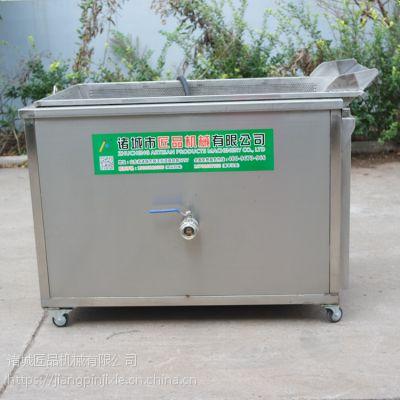 直销燃气火排式江米条,春卷油炸机,食品级不锈钢材质 匠品制造