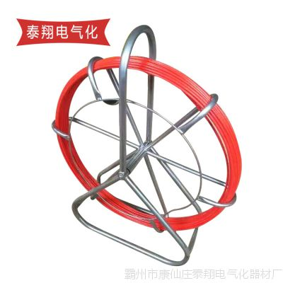 厂家直销玻璃钢穿孔器 电缆放线架 穿孔器 电缆穿管器 引线器
