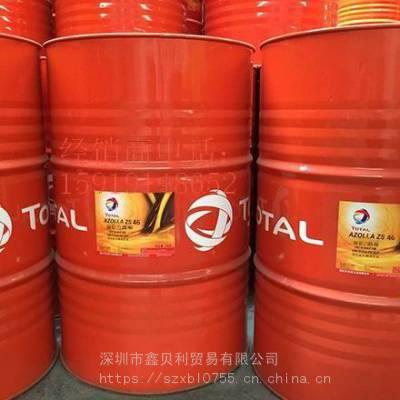 道达尔齿轮油SH460,TOTAL CARTER SH 680,1000合成工业齿轮油