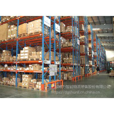 重型横梁式货架结构、横梁式货架制作流程、质保5年的横梁式货架