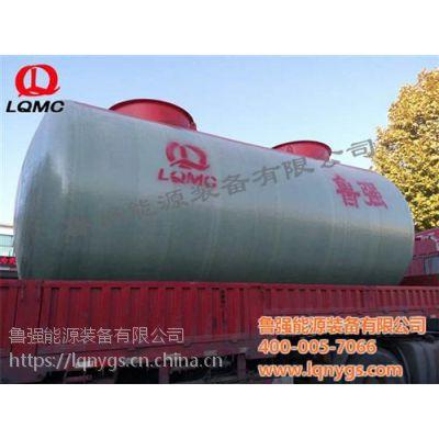 威海双层油罐,鲁强能源,双层油罐质量