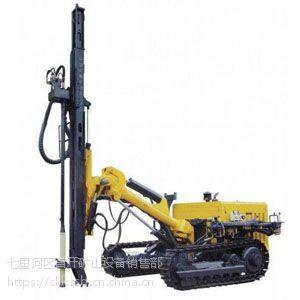 供甘肃武威履带式潜孔钻车和金昌履带顶驱式多功能钻车公司