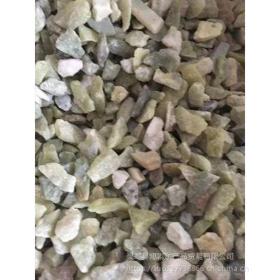 博淼出售灰色碎石子 灰色洗米石 水刷石 大小型号
