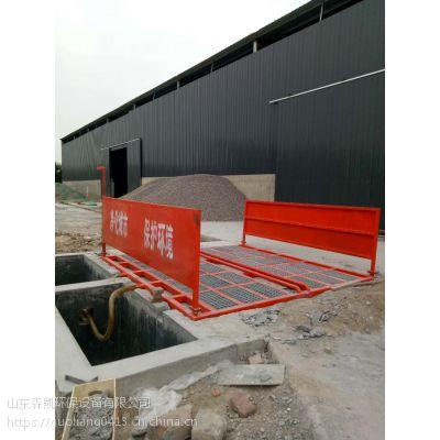 山东济南工程工地洗轮机厂家安装
